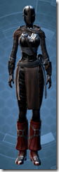 Dark Reaver Agent - Female Front