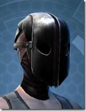 Dark Reaver Agent Female Headgear