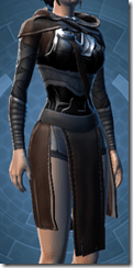 Dark Reaver Agent Female Jacket