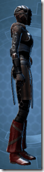 Dark Reaver Agent - Female Right
