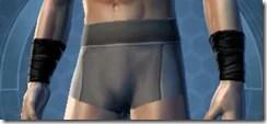 Dark Reaver Agent Male Bracers