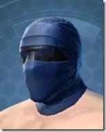 Dark Reaver Consular Male Headgear