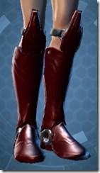 Dark Reaver Hunter Female Boots