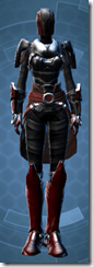 Dark Reaver Hunter - Female Front