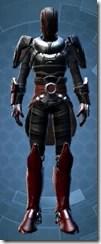 Dark Reaver Hunter - Male Front