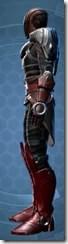 Dark Reaver Hunter - Male Left