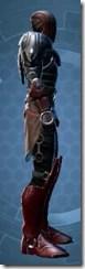 Dark Reaver Hunter - Male Right
