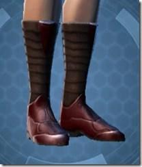 Dark Reaver Inquisitor Female Boots