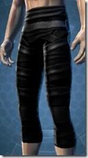 Dark Reaver Inquisitor Male Lower Robe