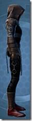 Dark Reaver Inquisitor - Male Right