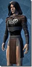 Dark Reaver Inquisitor Male Vestments