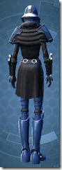 Dark Reaver Knight - Female Back