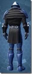 Dark Reaver Knight - Male Back