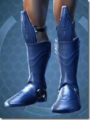 Dark Reaver Knight Male Boots