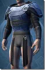 Dark Reaver Knight Male Vest