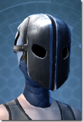 Dark Reaver Smuggler Female Headgear