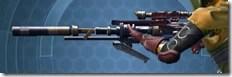Dark Reaver Sniper Rifle - Left