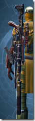 Dark Reaver Sniper Rifle - Stowed