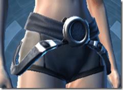 Dark Reaver Trooper Female Belt