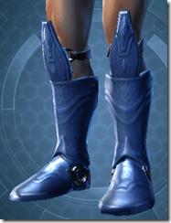 Dark Reaver Trooper Male Boots
