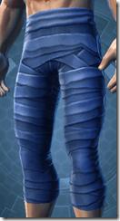 Dark Reaver Trooper Male Legplates