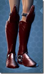 Dark Reaver Warrior Female Boots