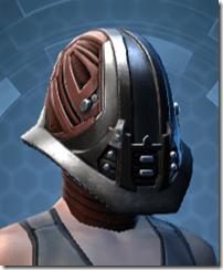 Dark Reaver Warrior Female Headgear