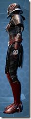 Dark Reaver Warrior - Female Left