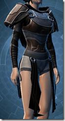 Dark Reaver Warrior Female Vestments
