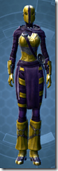 Deceiver Agent Dyed