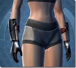 Deceiver Agent Imp Female Gloves