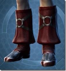Deceiver Agent Imp Male Boots