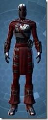 Deceiver Agent Imp - Male Front