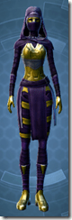Deceiver Consular Dyed