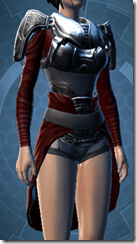 Deceiver Hunter Female Body Armor