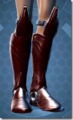 Deceiver Hunter Female Boots
