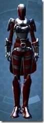 Deceiver Hunter - Female Front