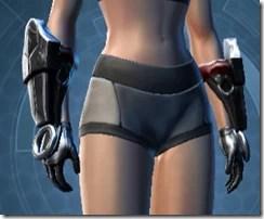 Deceiver Hunter Female Gauntlets
