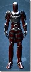 Deceiver Hunter - Male Front