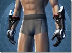 Deceiver Hunter Male Gauntlets