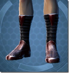 Deceiver Inquisitor Male Boots