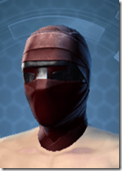 Deceiver Inquisitor Male Headgear