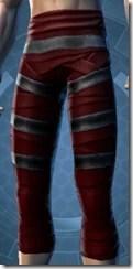 Deceiver Inquisitor Male Legwraps