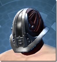 Deceiver Knight Male Headgear