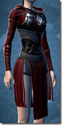 Deceiver Smuggler Pub Female Suit