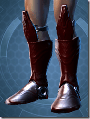 Deceiver Trooper Male Boots