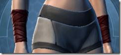 Deceiver Warrior Female Armguards