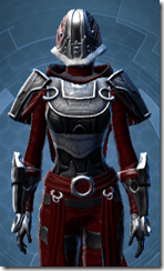 Deceiver Warrior - Female Close