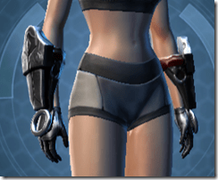 Deceiver Warrior Female Gloves