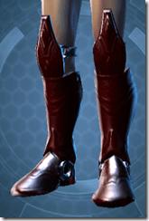 Deceiver Warrior Male Body Boots